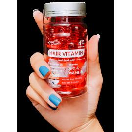 Олійка для волосся з вітамінами HAIR VITAMIN 40 шт