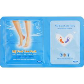 Маска-носочок  для ніг з гіалуроновою кислотою MJ Care Foot Care Pack 2 шт х 11 грам.