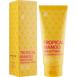 "Скраб для тіла ""Манго"" J:ON Tropical Mango Smoothing Sugar Body Scrub   250 г."
