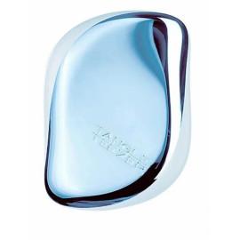 Гребінець - щітка для волосся  TANGLE TEEZER COMPACT STYLER  Baby Blue Chrome