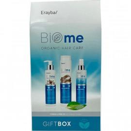 Набір для волосся Erayba BIOme Organic Hair Care