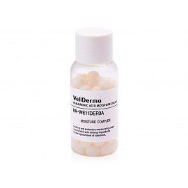 крем для обличчя з гіалуроновою кислотою WellDerma Hyaluronic Acid Moisture Cream 20г.