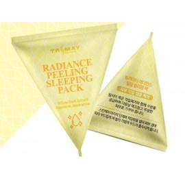 Відлущуюча нічна маска Trimay Radiance Peeling Sleeping Pack 3г