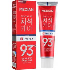 Зубна паста для видалення нальоту зі смаком вишні Median Toothpaste Remove Bad Breath 120 мл.
