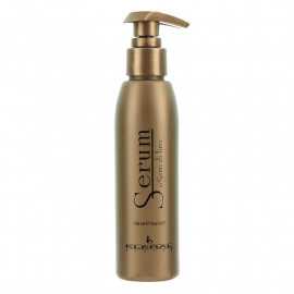 Флюїд для волосся з екстрактом льону Kleral System Semi Di Lino Serum  150 мл.