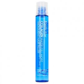 Зволожуючий філлер з колагеном для волосся  FarmStay Collagen Water Full Moist Treatment Hair Filler  13 мл.* 10 шт.