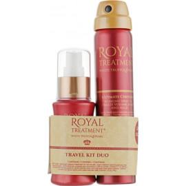 """Набір """"Королівський догляд"""" CHI Royal Treatment Travel Kit Duo 74 г. + 59 мл."""