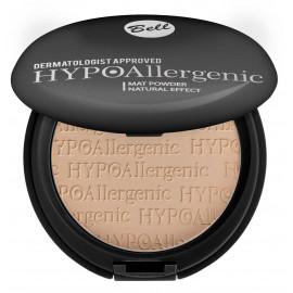 Гіпоалергенна матуюча пудра для обличчя Bell  Cosmetics HypoAllergenic Mat Powder № 04