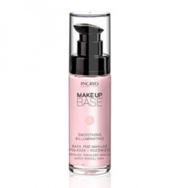 Освітлююча база під макіяж Ingrid Cosmetics Smoothing&Illuminating 30 мл.