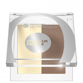 Набір для контурингу обличчя Bell Cosmetics HypoAllergenic Contour Palette 01