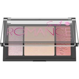 Палітра для макіяжу Bell Cosmetics Sweet Romance Face Palette 19 г. №01