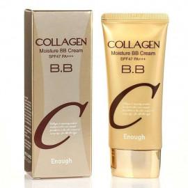 Зволожувальний BB-крем з колагеном Enough Collagen Moisture BB Cream SPF47PA+ 50 г.