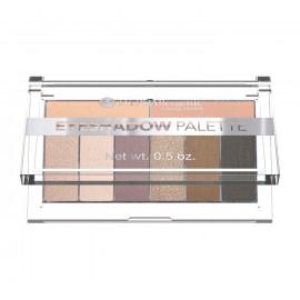 Палетка тіней для повік Bell Cosmetics HypoAllergenic Eyeshadow Palette  №: 02   17 г.