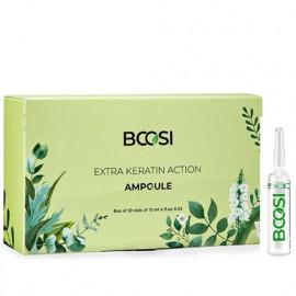 Kleral System BCOSI ампули для відновлення пошкодженого волосся 10мл.