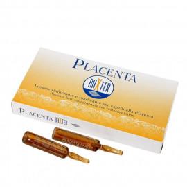 Лікувально-профілактичний лосьйон з рослинної плацентою і пантенолом Punti di Vista Baxter Placenta Hair Lotion 10*10мл.