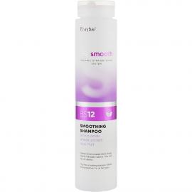 ERAYBA Bio Smooth Organic Straightener Smoothing Shampoo BS12 шампунь для випрямлення волосся 250мл.