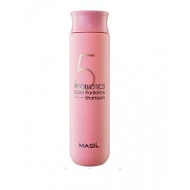 Шампунь з пробіотиками для захисту кольору Masil 5 Probiotics Color Radiance Shampo   300 мл.