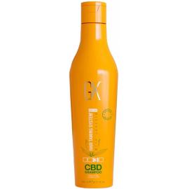 Шампунь зволожувальний з веганським протеїном GlobalKeratin hair CBD Vegan Shampoo 240 мл.