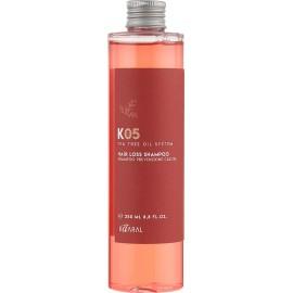 Шампунь проти випадання волосся Kaaral K05 Anti Hair Loss Shampoo  250 мл.