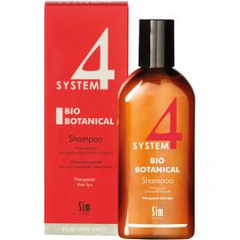 Біоботанічний  шампунь Sim SENSITIVE SYSTEM 4 BIO BOTANICAL Shampoo 215 мл